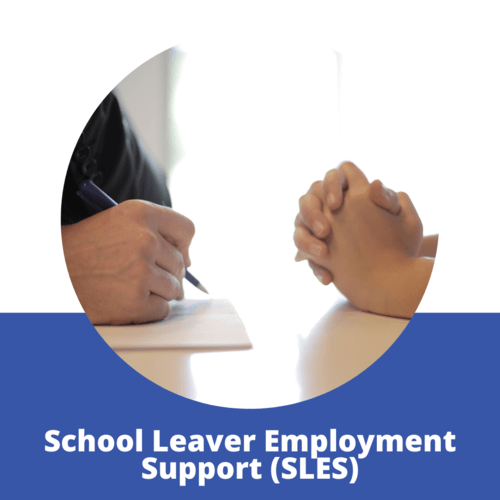 School Leaver Employment Support (SLES)