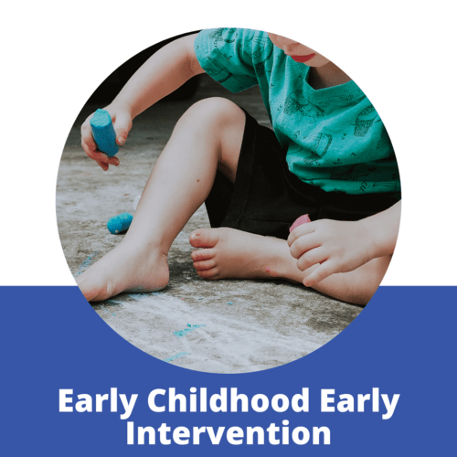 Early Childhood Early Intervention
